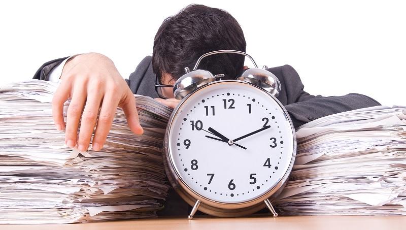 Administração do tempo ou da vida? - RH Portal