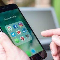 redes sociais e coronavírus