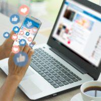 uso de redes sociais no ambiente de trabalho