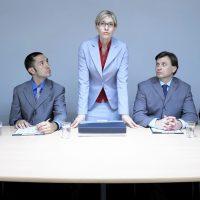 mulheres no traballho