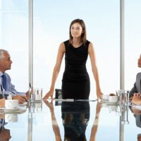 mulheres liderança empresa